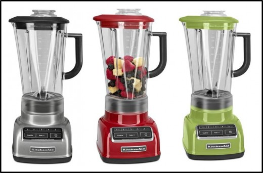 New KitchenAid® Diamond Blender | GET THE SCOOP AND DISH IT OUT